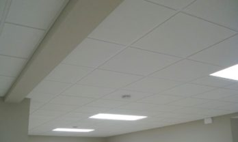 Alçı Panel Asma Tavan Sistemi