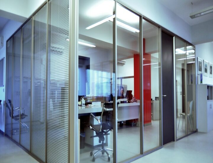 Deca Vision Bölme ofis Sistemi