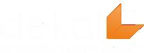Dekal Yapı Modüler Ofis Bölme Logo