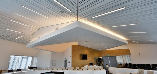 Asma tavan sistemleri